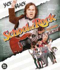 School Of Rock-Blu-Ray