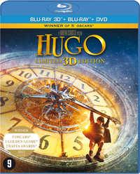 Hugo (3D En 2D Blu-Ray + DVD)-3D Blu-Ray