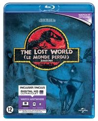 Jurassic Park 2 - Lost World-Blu-Ray