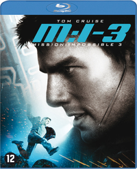 Mission Impossible 3-Blu-Ray