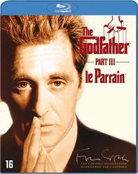 The Godfather 3-Blu-Ray