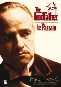 The Godfather 1-DVD