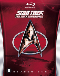 Star Trek - The Next Generation - Seizoen 1-Blu-Ray