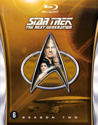Star Trek - The Next Generation - Seizoen 2-Blu-Ray