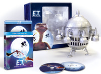 E.T. The Extra-Terrestrial (Replica Ruimteschip) (Limited Edition)-Blu-Ray