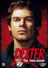 Dexter - Seizoen 3-DVD