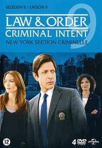 Law & Order C.I. - Seizoen 9-DVD