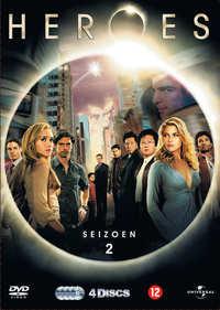 Heroes - Seizoen 2-DVD