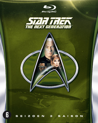 Star Trek - The Next Generation - Seizoen 3-Blu-Ray