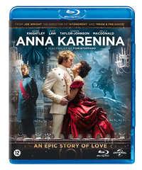 Anna Karenina-Blu-Ray