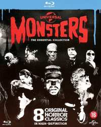 Universal Monsters - The Essential Collection-Blu-Ray