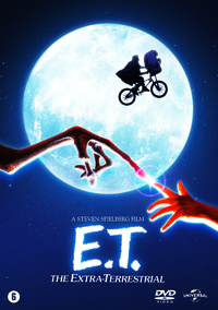 E.T. The Extra-Terrestrial-DVD