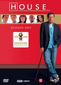 House M.D. - Seizoen 3-DVD