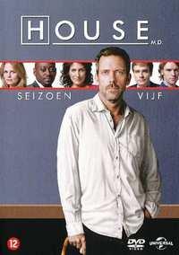 House M.D. - Seizoen 5-DVD