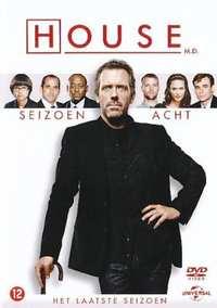House M.D. - Seizoen 8-DVD