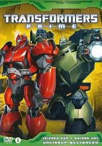 Transformers Prime - Seizoen 1 - Unlikely Alliances-DVD