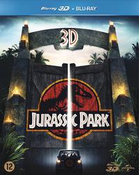 Jurassic Park (3D En 2D Blu-Ray)-3D Blu-Ray