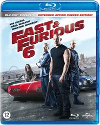Fast & Furious 6-Blu-Ray