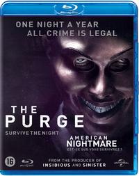 The Purge-Blu-Ray