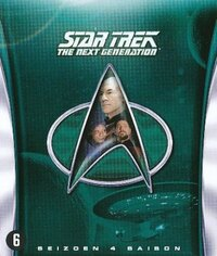 Star Trek - The Next Generation - Seizoen 4-Blu-Ray