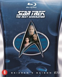 Star Trek - The Next Generation - Seizoen 5-Blu-Ray