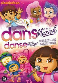 Nick Junior - Dans Op De Muziek-DVD