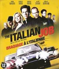 The Italian Job (2003)-Blu-Ray