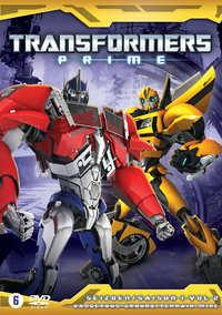 Transformers Prime - Seizoen 1 - Dangerous Ground-DVD