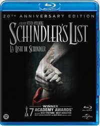 Schindler's List-Blu-Ray
