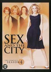 Sex And The City - Seizoen 4-DVD