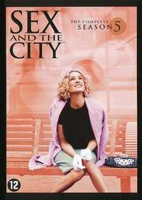 Sex And The City - Seizoen 5-DVD