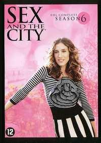 Sex And The City - Seizoen 6-DVD