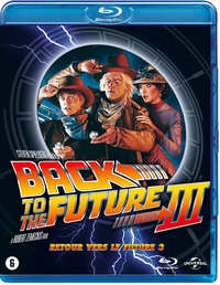 Back To The Future 3-Blu-Ray