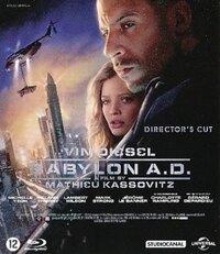 Babylon A.D.-Blu-Ray