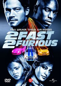2 Fast 2 Furious-DVD