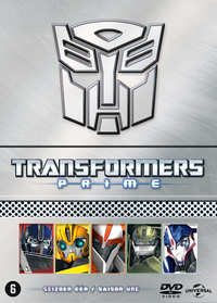 Transformers Prime - Seizoen 1 - Box-DVD