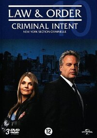 Law & Order C.I. - Seizoen 10-DVD