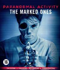Paranormal Activity - The Marked Ones-Blu-Ray