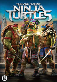 Teenage Mutant Ninja Turtles-DVD