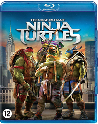 Teenage Mutant Ninja Turtles-Blu-Ray
