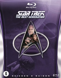 Star Trek - The Next Generation - Seizoen 6-Blu-Ray