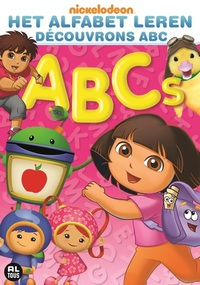 Nick Junior - Het Alfabet Leren - Abc-DVD