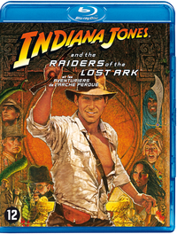 Indiana Jones 1: Raiders Of The Lost Ark-Blu-Ray