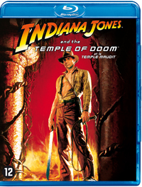 Indiana Jones 2: The Temple Of Doom-Blu-Ray
