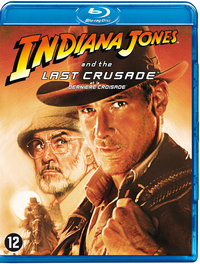 Indiana Jones 3: The Last Crusade-Blu-Ray