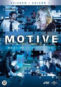 Motive - Seizoen 1-DVD