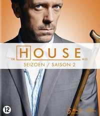 House M.D. - Seizoen 2-Blu-Ray