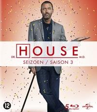 House M.D. - Seizoen 3-Blu-Ray