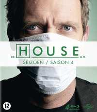 House M.D. - Seizoen 4-Blu-Ray