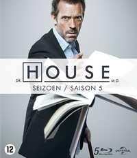 House M.D. - Seizoen 5-Blu-Ray